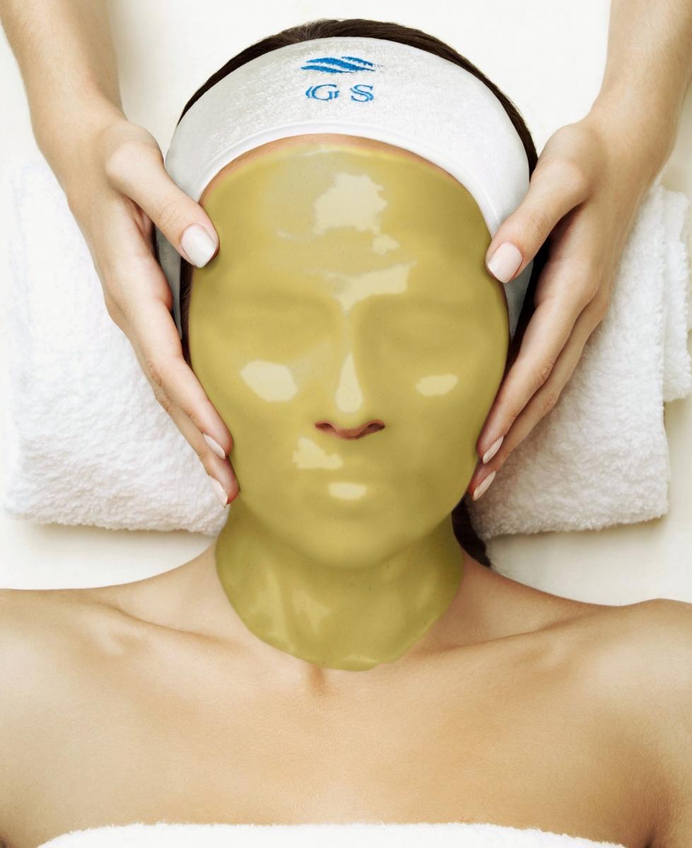 Альгинатная маска против мимических морщин с аргирелином