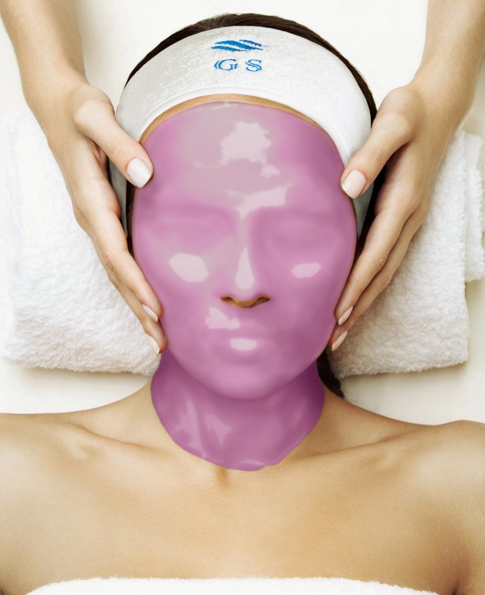 Альгинатная маска с экстрактом шелковицы и витамином С