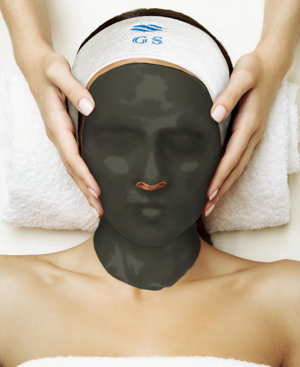 Альгинатная маска с экстрактом черной икры