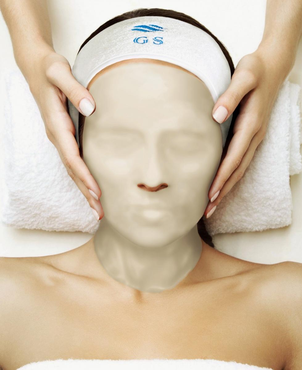 Альгинатная жемчужная маска