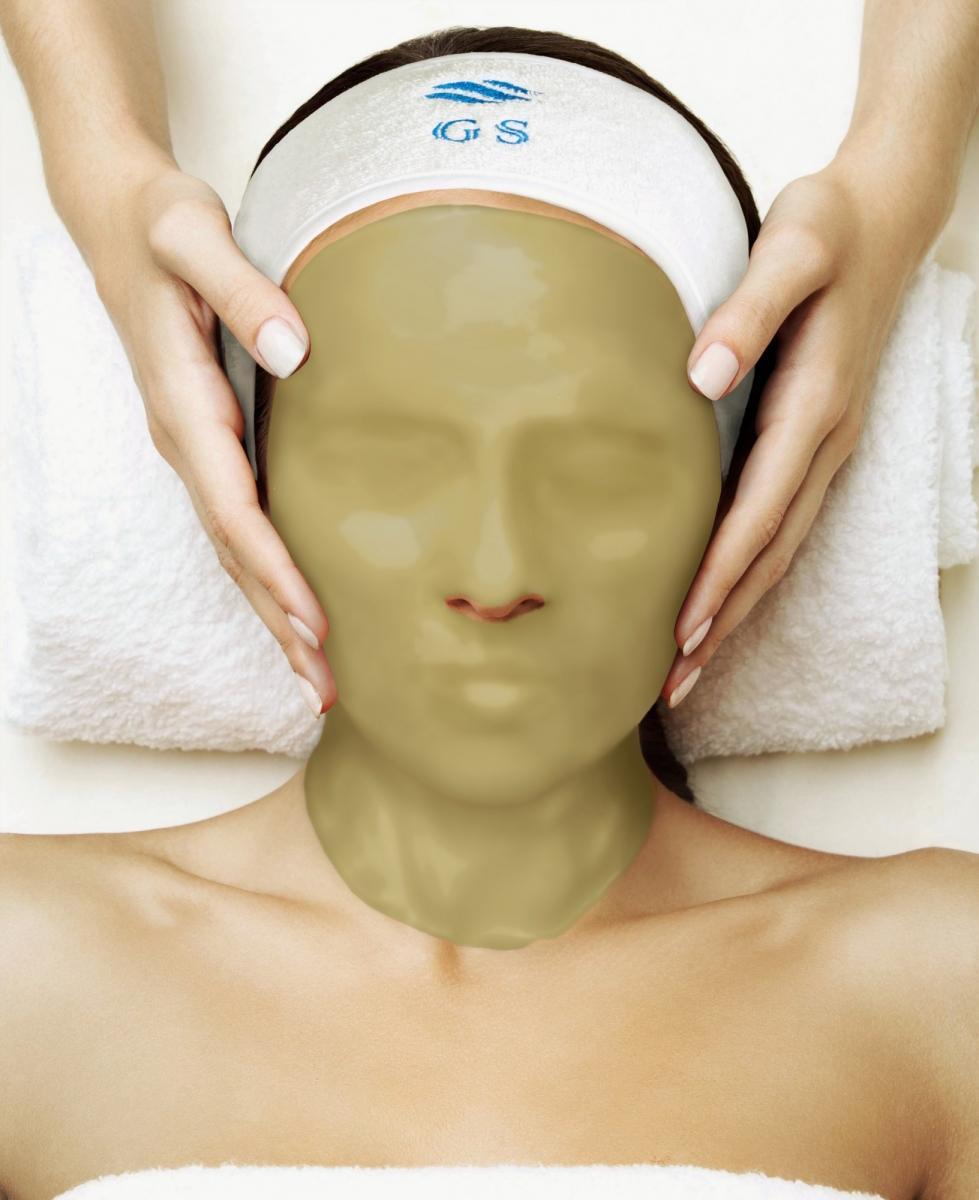 Альгинатная маска анти-акне с маслом австралийского чайного дерева и миоксинолом